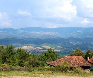 Dzień 1 w Macedonii – podróż i wodospad Smolarski