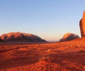 Wadi Rum, czyli Mars na Ziemi