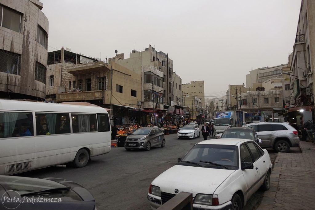 Ulica w Ammanie