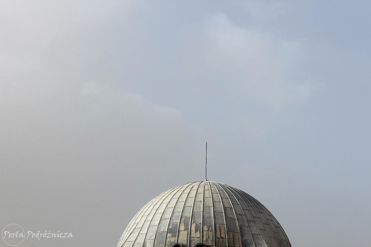 Kopuła pałacu Ummajadów