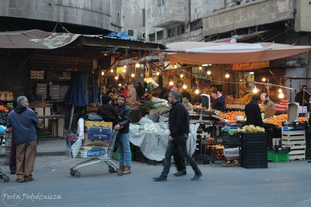 Targ w Ammanie
