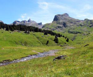Pireneje – wędrówka nad Lacs d'Ayous